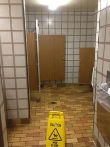 Sizzler Fullerton Bathroom