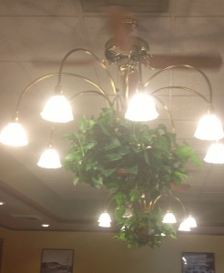 Sizzler Fullerton Light Fixtures
