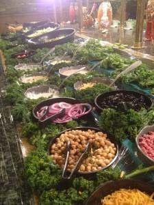Sizzler Fullerton Salad Bar
