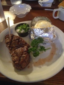 Sizzler Los Alamitos Steak and Potato