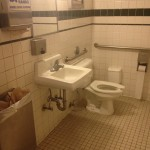 Sizzler Buena Park Bathroom