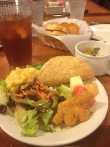 Buena Park Sizzler Food