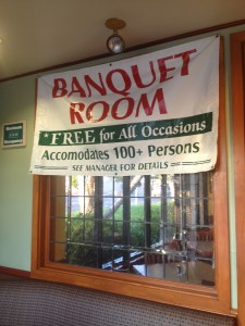Sizzler La Mirada Banquet Room