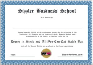Sizzler-Business-Degree-SizzlerReviews