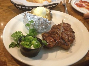 Sizzler 6oz Steak