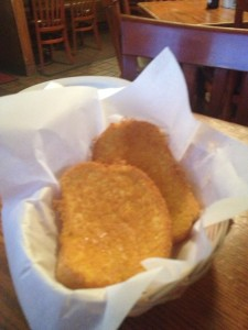 Sizzler Los Alamitos Cheese Toast