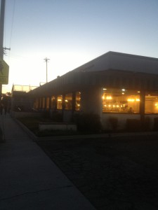 Long Beach Sizzler - exterior