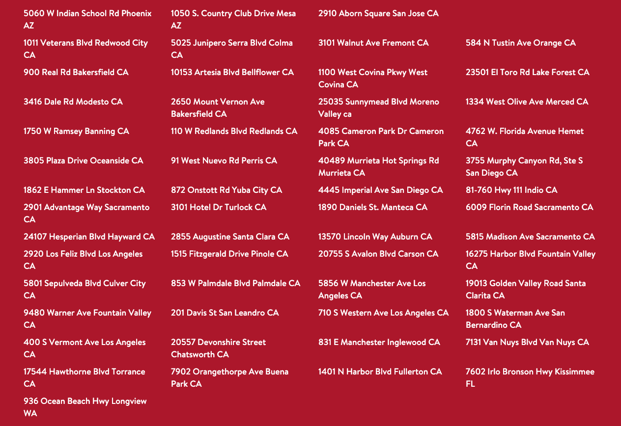 sizzler christmas 2020 participating locations